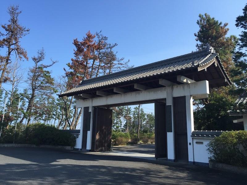 アジア博物館・井上靖記念館