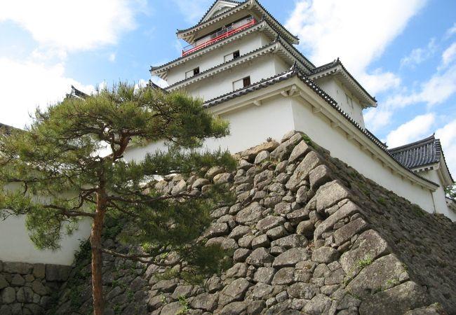 福島県若松城