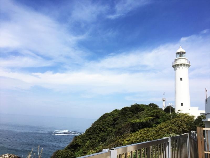 塩屋崎灯台