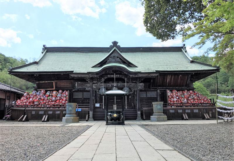 小林山達磨寺