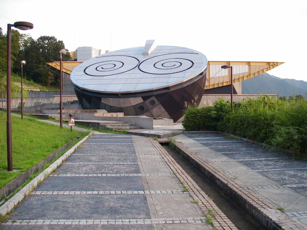 にしわき経緯度地球科学館テラ・ドーム