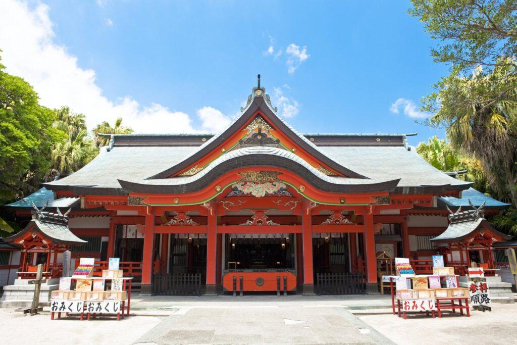 みやざき高山観光バスがお勧めする観光スポット-青島神社
